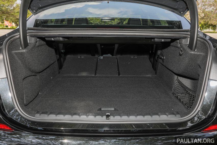 PANDU UJI: BMW 218i M Sport Gran Coupe memang menang gaya; prestasi pada skala sederhana Image #1274918