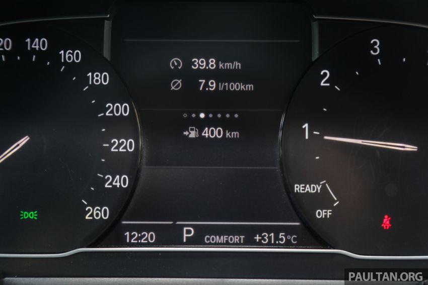 PANDU UJI: BMW 218i M Sport Gran Coupe memang menang gaya; prestasi pada skala sederhana Image #1274853