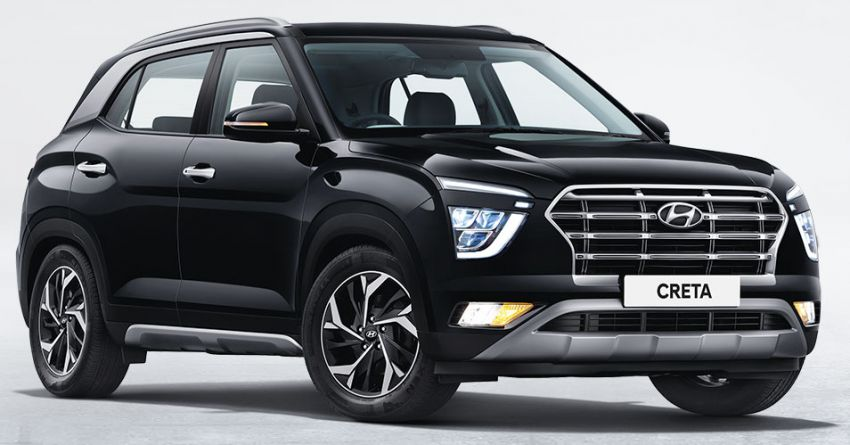 2021 Hyundai Alcazar revealed for India – new three-row SUV; 2.0L petrol and 1.5L turbodiesel; MT and AT Image #1276406
