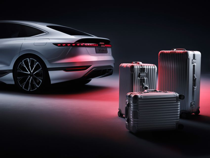 2021 Audi A6 e-tron concept debuts at Shanghai show – PPE-based EV, 100 kWh battery, up to 700 km range! Image #1283627
