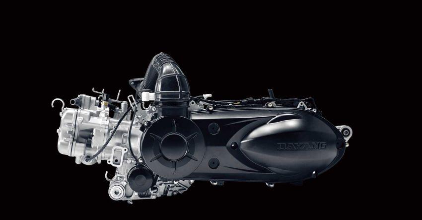 Aveta Malaysia to launch 130 cc <em>kapchai</em>, 180 cc supercub and 250 cc scooter coming soon Image #1287931