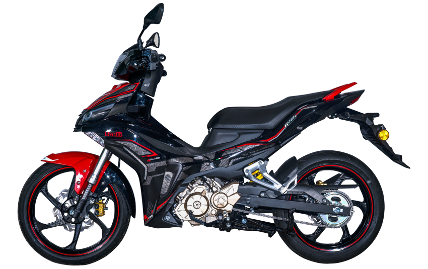 2021 Benelli R18i Malaysian launch –  174 cc, six-speed, RM7,999 Standard, RM8,299 Special Edition Image #1277426