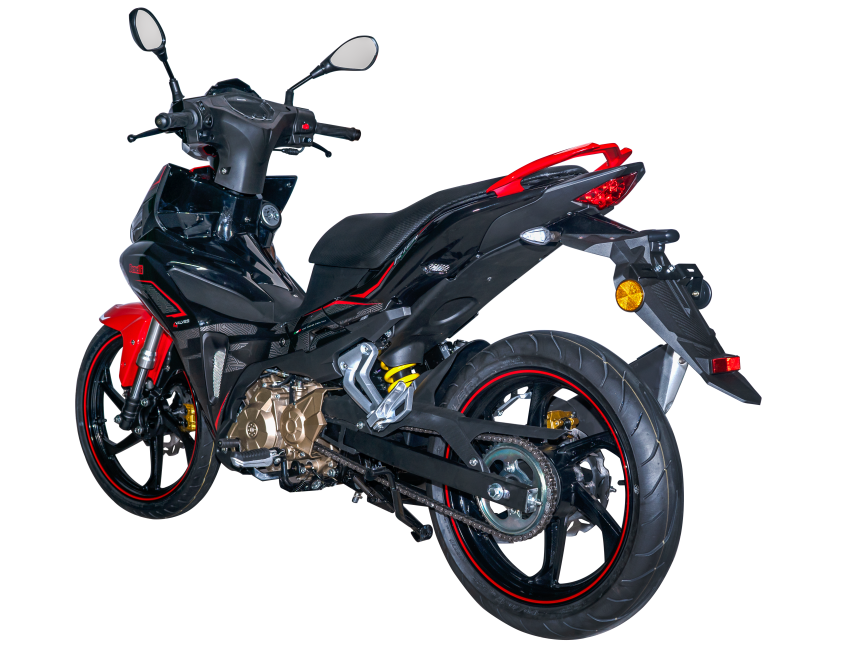 2021 Benelli R18i Malaysian launch –  174 cc, six-speed, RM7,999 Standard, RM8,299 Special Edition Image #1277427