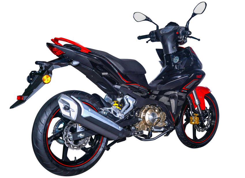 2021 Benelli R18i Malaysian launch –  174 cc, six-speed, RM7,999 Standard, RM8,299 Special Edition Image #1277429