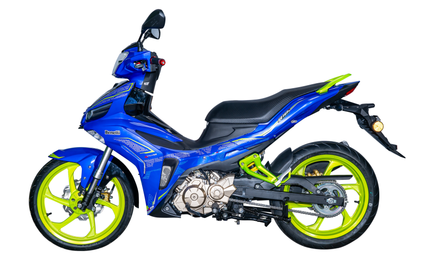 2021 Benelli R18i Malaysian launch –  174 cc, six-speed, RM7,999 Standard, RM8,299 Special Edition Image #1277448