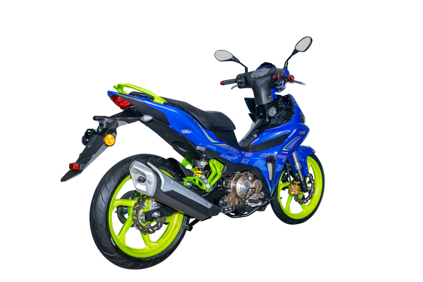 2021 Benelli R18i Malaysian launch –  174 cc, six-speed, RM7,999 Standard, RM8,299 Special Edition Image #1277450