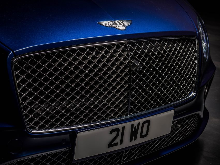 2021 Bentley Continental GT Speed Convertible debuts – 6.0L W12 beast, 659 PS, 900 Nm, 0-100 km/h in 3.7s! Image #1279554