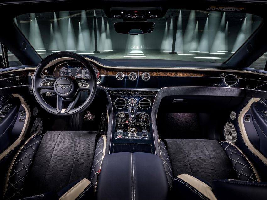 2021 Bentley Continental GT Speed Convertible debuts – 6.0L W12 beast, 659 PS, 900 Nm, 0-100 km/h in 3.7s! Image #1279569