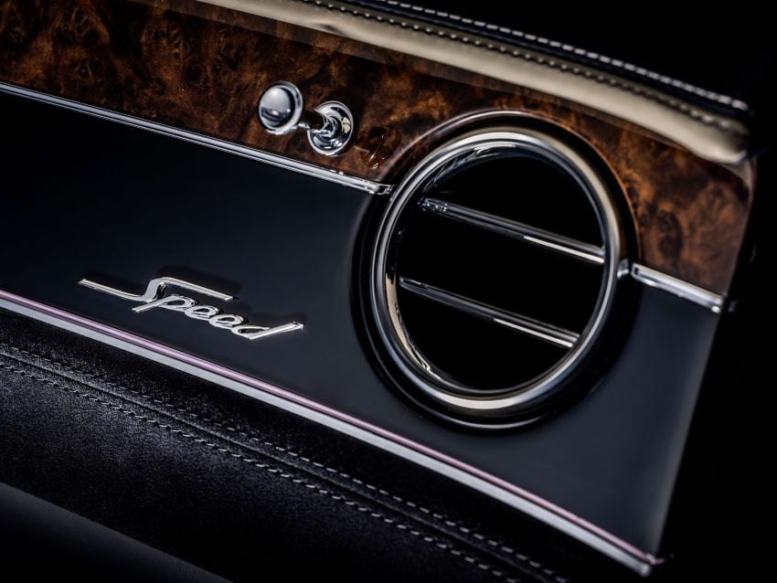 2021 Bentley Continental GT Speed Convertible debuts – 6.0L W12 beast, 659 PS, 900 Nm, 0-100 km/h in 3.7s! Image #1279571