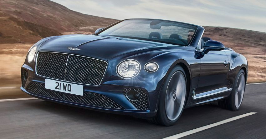 2021 Bentley Continental GT Speed Convertible debuts – 6.0L W12 beast, 659 PS, 900 Nm, 0-100 km/h in 3.7s! Image #1279577