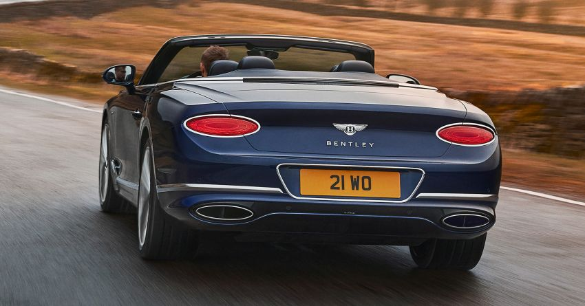 2021 Bentley Continental GT Speed Convertible debuts – 6.0L W12 beast, 659 PS, 900 Nm, 0-100 km/h in 3.7s! Image #1279578