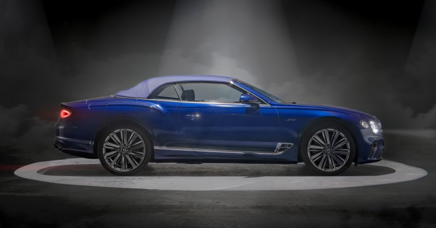 2021 Bentley Continental GT Speed Convertible debuts – 6.0L W12 beast, 659 PS, 900 Nm, 0-100 km/h in 3.7s! Image #1279558