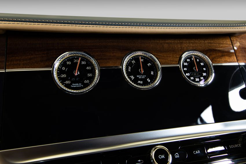 2021 Bentley Flying Spur V8 now in Malaysia, RM839k Image #1275378