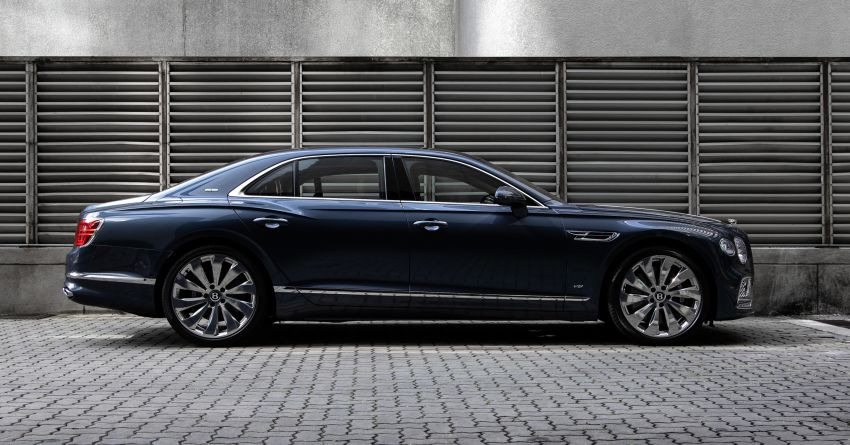 2021 Bentley Flying Spur V8 now in Malaysia, RM839k Image #1275387