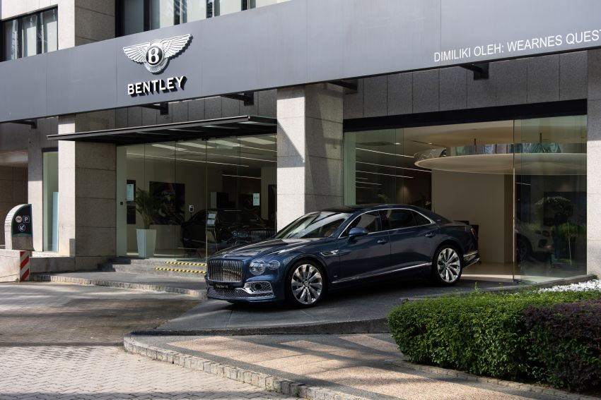 2021 Bentley Flying Spur V8 now in Malaysia, RM839k Image #1275389