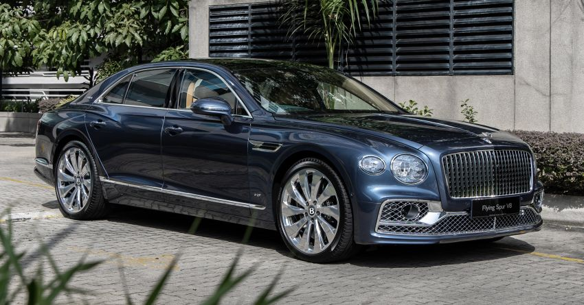 2021 Bentley Flying Spur V8 now in Malaysia, RM839k Image #1275391