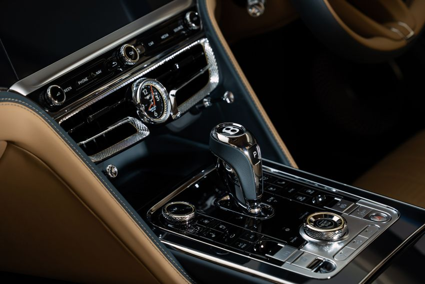 2021 Bentley Flying Spur V8 now in Malaysia, RM839k Image #1275373