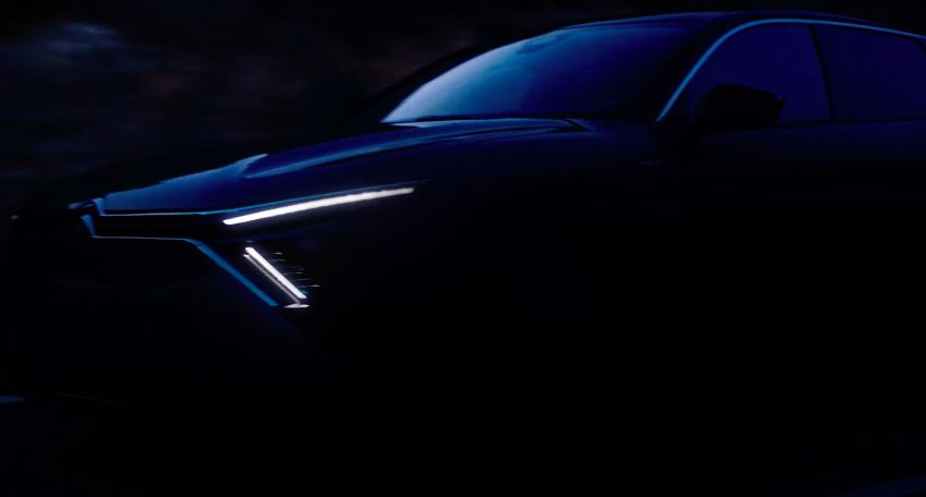 Next-gen Citroen C5 teased ahead of April 12 premiere Image #1276041
