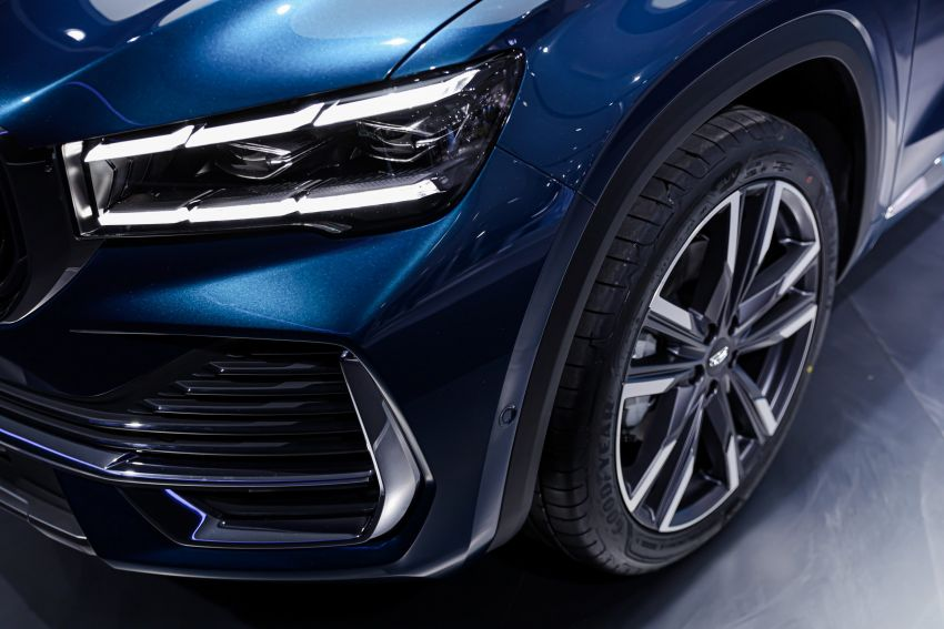 2021 Geely Xingyue L flagship SUV debuts in China – 2.0T, Level 2 autonomy with 5G-enabled self-parking! Image #1283854
