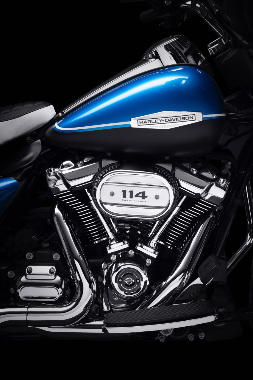 2021 Harley-Davidson FLH Electra Glide Revival – Milwaukee-Eight 114 V-twin, 1,500 to be made Image #1287986