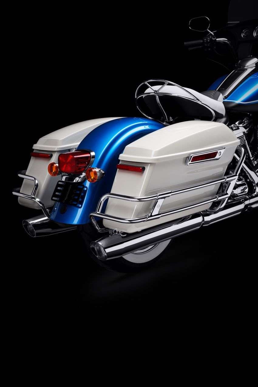 2021 Harley-Davidson FLH Electra Glide Revival – Milwaukee-Eight 114 V-twin, 1,500 to be made Image #1287988