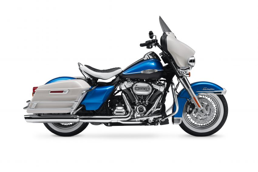 2021 Harley-Davidson FLH Electra Glide Revival – Milwaukee-Eight 114 V-twin, 1,500 to be made Image #1287990