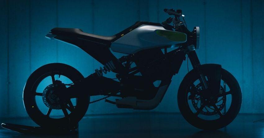 Husqvarna shows electric future with E-Pilen Concept Image #1288275