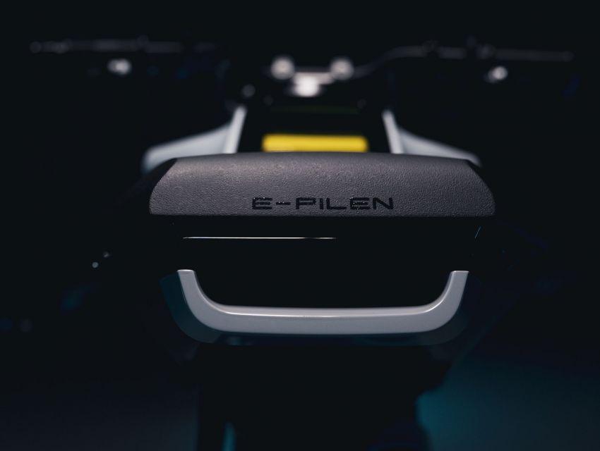 Husqvarna shows electric future with E-Pilen Concept Image #1288276