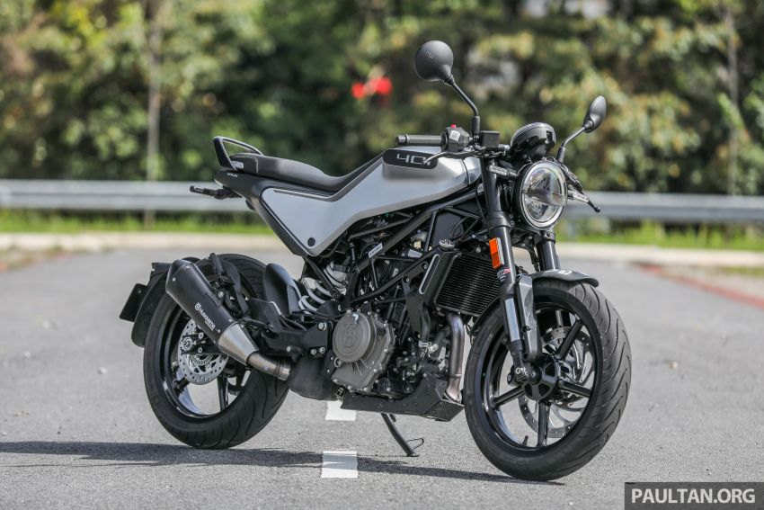 REVIEW: 2021 Husqvarna Vitpilen 401 – off-road hooliganism now comes with on-road manners Image #1289353