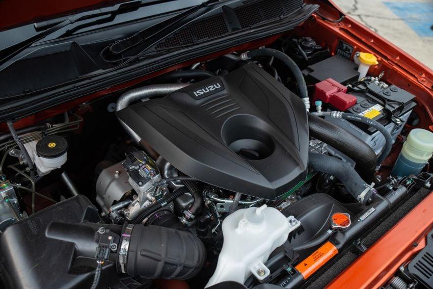 2021 Isuzu D-Max full details out in Malaysia – seven variants, 1.9L & 3.0L turbo, ADAS, fr. RM89k-RM142k Image #1281028