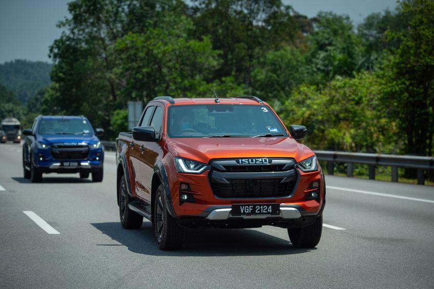 2021 Isuzu D-Max full details out in Malaysia – seven variants, 1.9L & 3.0L turbo, ADAS, fr. RM89k-RM142k Image #1280928