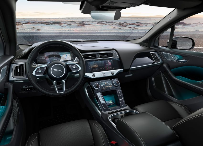 2021 Jaguar I-Pace Black special edition now in the UK Image #1284352
