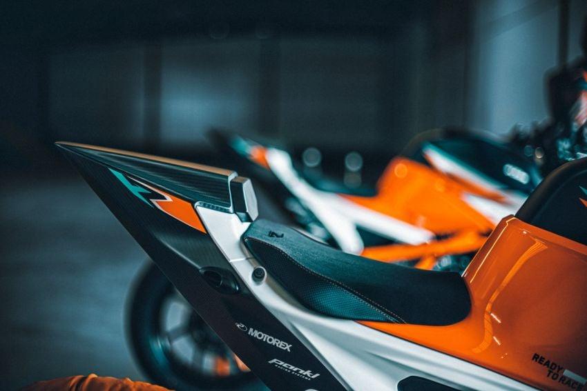 2021 KTM 1290 Super Duke RR limited edition – with carbon-fibre bodywork and enhanced electronics Image #1274789