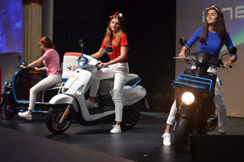 KYMCO Taiwan spins off Ionex e-scooter brand Image #1273539