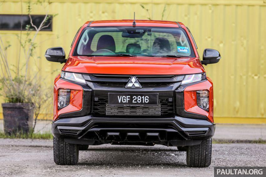 GALLERY: Mitsubishi Triton Athlete, new range-topper Image #1278307