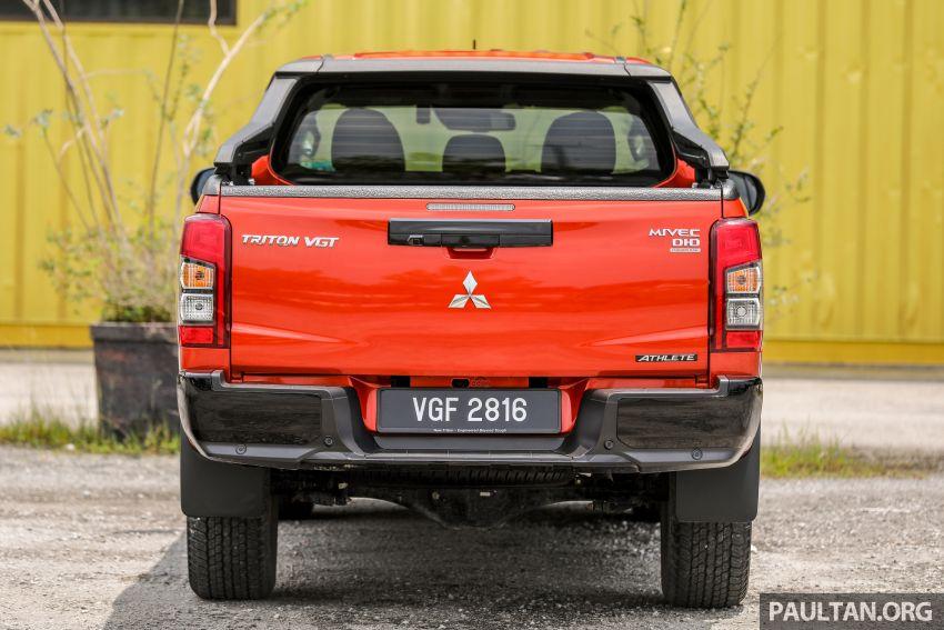 GALLERY: Mitsubishi Triton Athlete, new range-topper Image #1278308