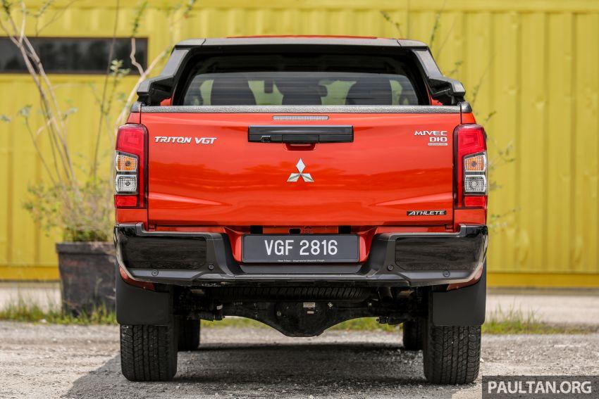 GALLERY: Mitsubishi Triton Athlete, new range-topper Image #1278309