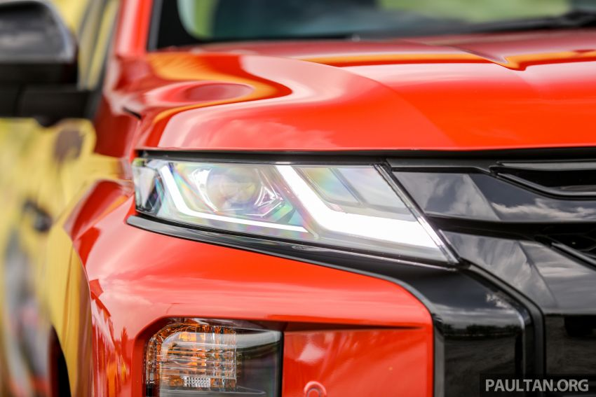 GALLERY: Mitsubishi Triton Athlete, new range-topper Image #1278311