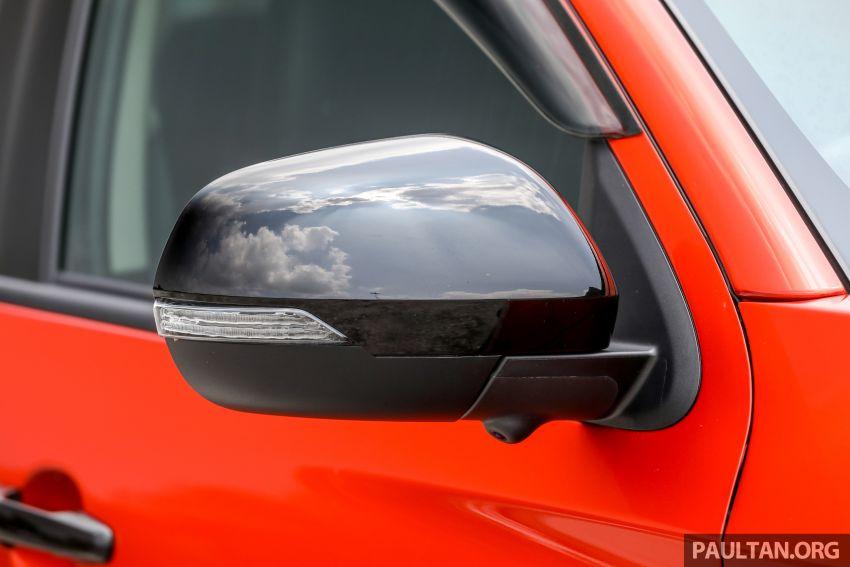 GALLERY: Mitsubishi Triton Athlete, new range-topper Image #1278318