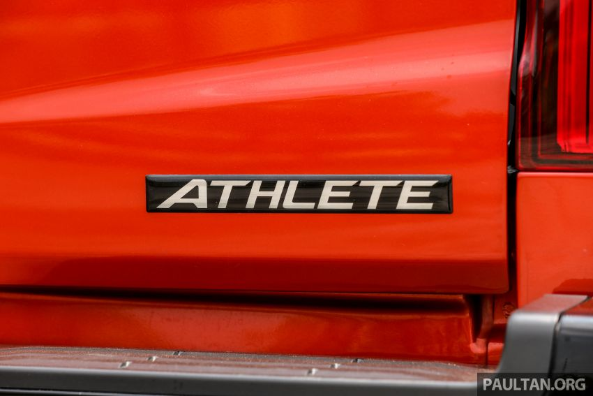 GALLERY: Mitsubishi Triton Athlete, new range-topper Image #1278332