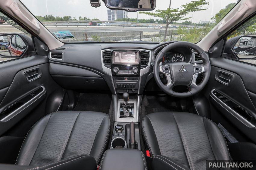 GALLERY: Mitsubishi Triton Athlete, new range-topper Image #1278335