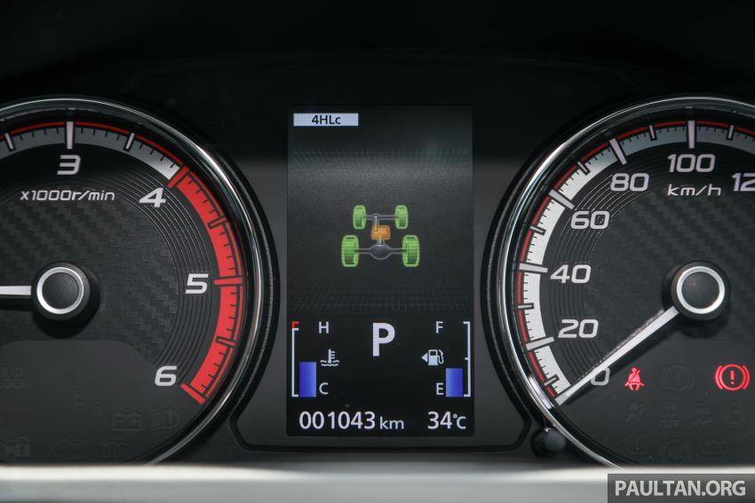 GALLERY: Mitsubishi Triton Athlete, new range-topper Image #1278344