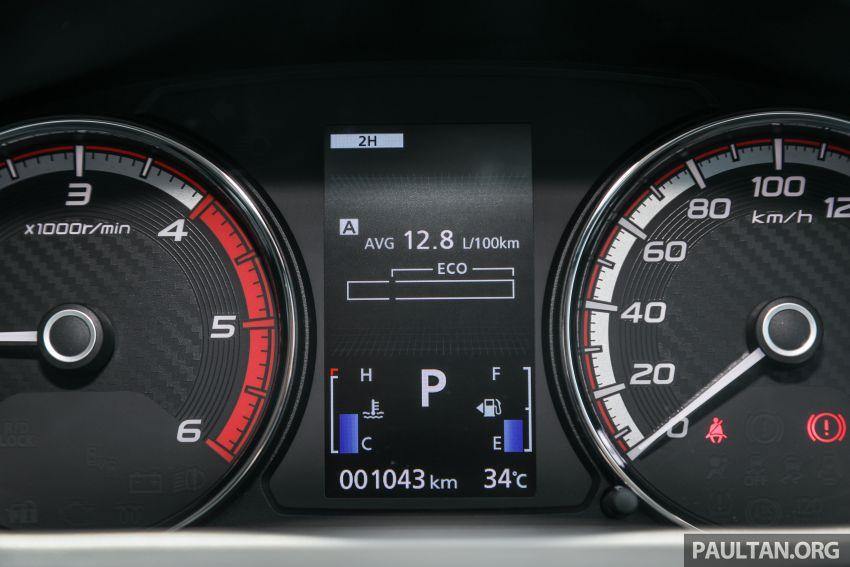 GALLERY: Mitsubishi Triton Athlete, new range-topper Image #1278339