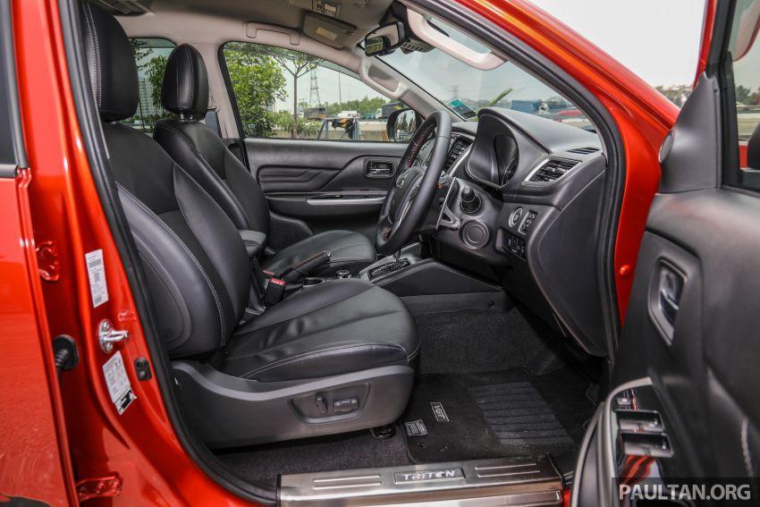 GALLERY: Mitsubishi Triton Athlete, new range-topper Image #1278389