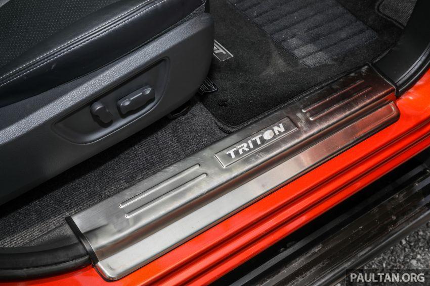 GALLERY: Mitsubishi Triton Athlete, new range-topper Image #1278394
