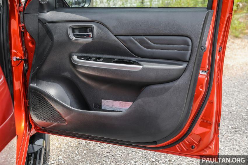 GALLERY: Mitsubishi Triton Athlete, new range-topper Image #1278395