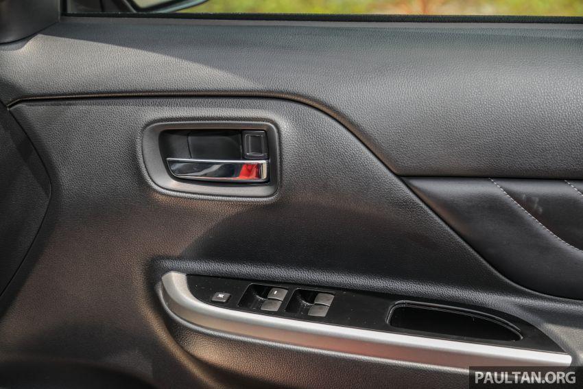 GALLERY: Mitsubishi Triton Athlete, new range-topper Image #1278396