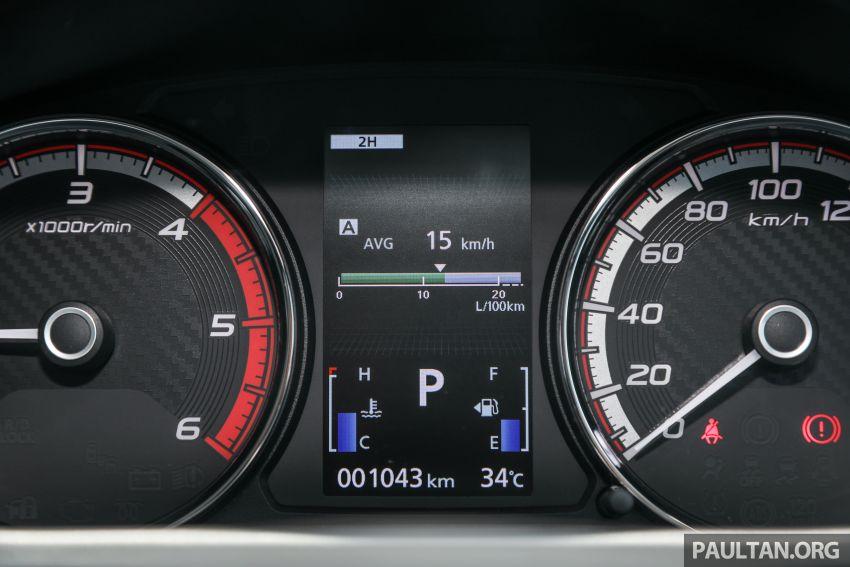 GALLERY: Mitsubishi Triton Athlete, new range-topper Image #1278340
