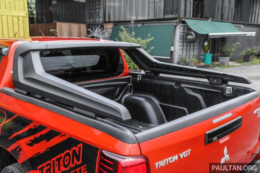 GALLERY: Mitsubishi Triton Athlete, new range-topper Image #1278409