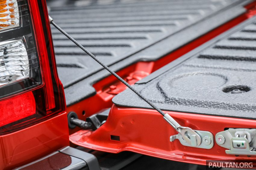 GALLERY: Mitsubishi Triton Athlete, new range-topper Image #1278414